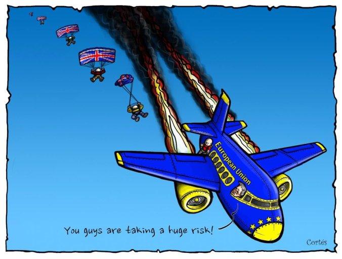 EU Plane
